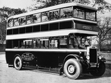Pictures of Leyland Titan PD1 1927–47