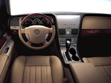 Lincoln Aviator 2002–05 photos
