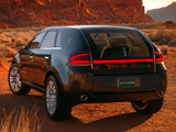Lincoln Aviator Concept 2004 images