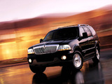 Pictures of Lincoln Aviator 2002–05