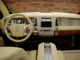 Pictures of Lincoln Aviator Concept 2004