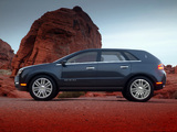 Wallpapers of Lincoln Aviator Concept 2004