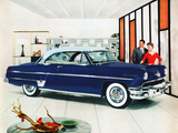 Lincoln Capri Special Custom Hardtop Coupe (60A) 1954 wallpapers