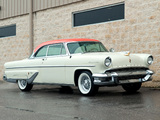 Lincoln Capri Special Custom Hardtop Coupe (60A) 1955 pictures