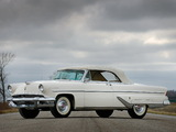 Photos of Lincoln Capri Convertible 1955