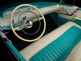 Photos of Lincoln Capri Convertible 1955