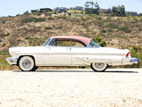 Photos of Lincoln Capri Special Custom Hardtop Coupe (60A) 1955