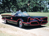 Images of Lincoln Futura Batmobile by Fiberglass Freaks 1966