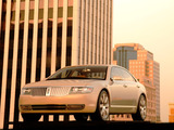 Lincoln Zephyr Concept 2004 wallpapers