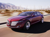 Lincoln MKR Concept 2007 pictures