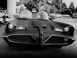 Photos of Lincoln Futura Batmobile by Fiberglass Freaks 1966