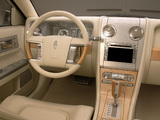 Photos of Lincoln Zephyr Concept 2004