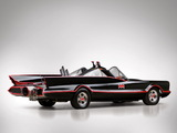 Lincoln Futura Batmobile by Fiberglass Freaks 1966 wallpapers