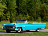 Lincoln Continental Mark III Convertible 1958 images
