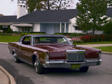 Lincoln Continental Mark III 1968–71 wallpapers