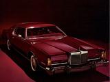 Lincoln Continental Mark IV 1976 photos
