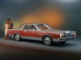 Lincoln Continental Mark VI Givenchy Edition Coupe 1980 images