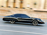 SvArt Lincoln Mark VIII Batmobile 2001 wallpapers