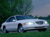 Lincoln Mark VIII 1997–98 photos