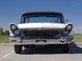 Photos of Lincoln Continental Mark V Convertible (68A) 1960