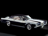 Pictures of Lincoln Continental Mark III 1968–71