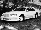 Wallpapers of Lincoln Mark VII GST by Stauffer 1988
