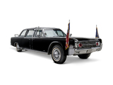 Lincoln Continental Presidential X-100/Quick Fix 1964 wallpapers