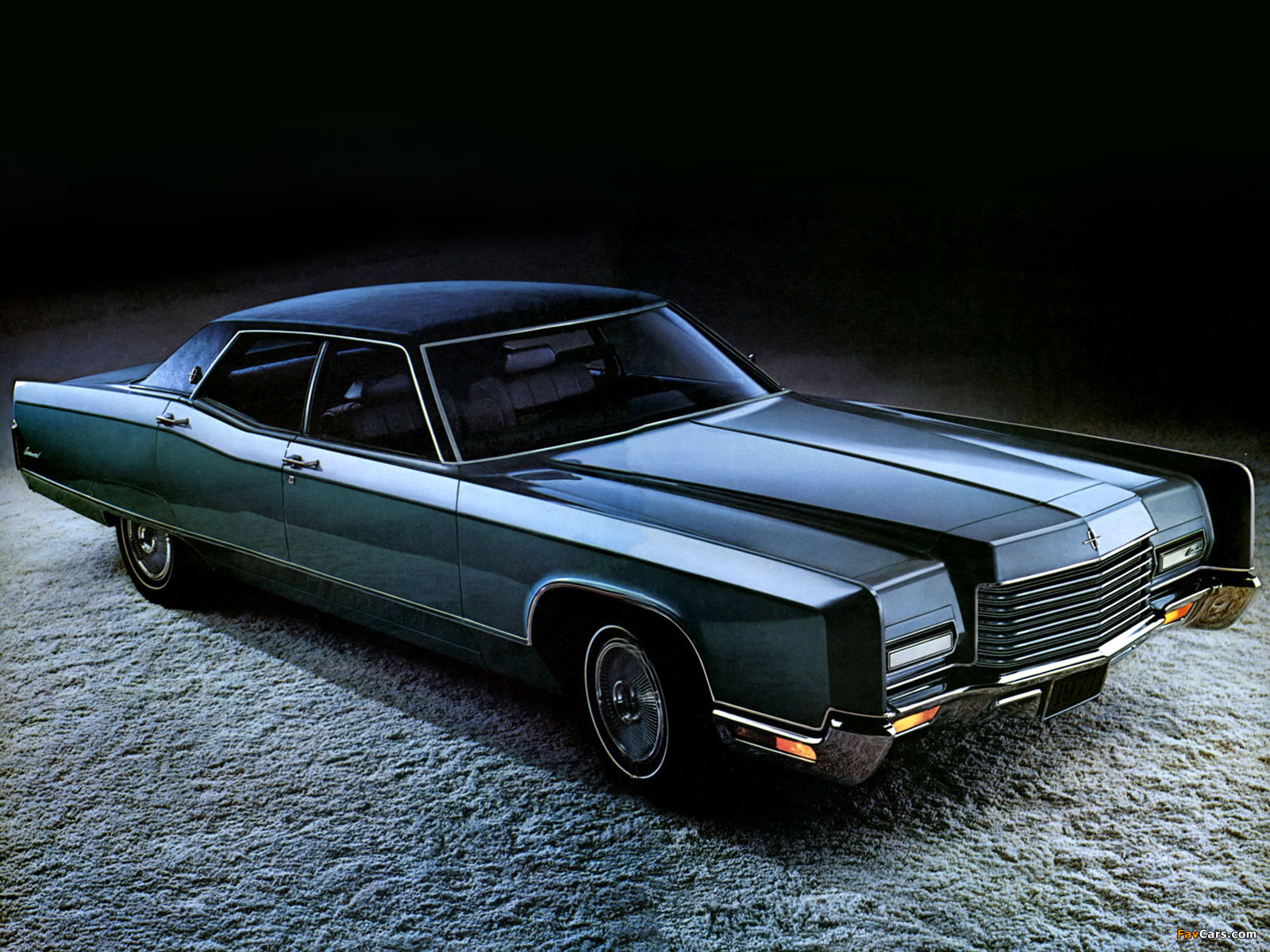 Lincoln Continental 1970 pictures (1600x1200)