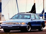 Lincoln Continental 1995–98 images