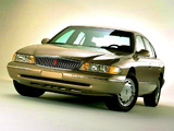 Lincoln Continental 1995–98 wallpapers