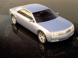 Lincoln Continental Concept 2002 pictures