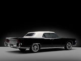 Pictures of Lincoln Continental Convertible 1965