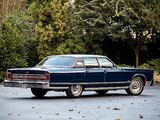 Pictures of Lincoln Continental Town Car 1977