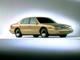 Wallpapers of Lincoln Continental 1995–98