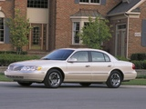 Wallpapers of Lincoln Continental 1998–2002