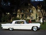 Lincoln Landau 4-door Hardtop (57A) 1960 wallpapers