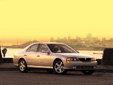 Lincoln LS 1999–2002 images