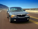 Lincoln LS 1999–2002 pictures