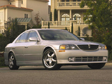Pictures of Lincoln LS 1999–2002