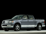 Lincoln Mark LT Concept 2004 photos