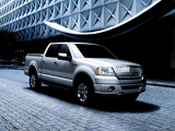 Pictures of Lincoln Mark LT 2005–08