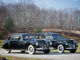 Lincoln Continental Coupe & Custom Limousine 1941 photos