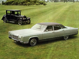Pictures of Lincoln Model L 1921 & Continental Sedan 1971