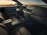 Images of Lincoln MKS 2012