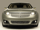 Lincoln MKS Concept 2006 pictures
