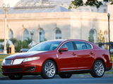 Lincoln MKS 2008–12 images
