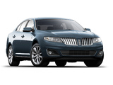 Lincoln MKS 2008–12 photos