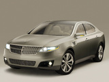 Photos of Lincoln MKS Concept 2006