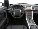 Wallpapers of Lincoln MKS 2008–12
