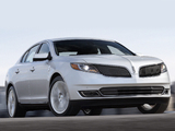 Wallpapers of Lincoln MKS 2012